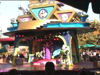 Buzz Lightyear Show