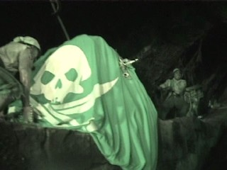Pirates in Night Vision