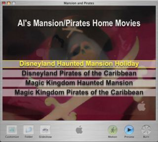 Al's Mansion/Pirates Home Movies